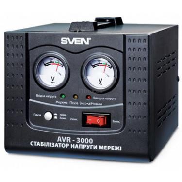 Стабилизатор AVR-3000 Sven - фото 1