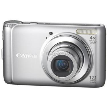 Цифровой фотоаппарат PowerShot A3100is silver Canon (4255B002/4255B008) - фото 1