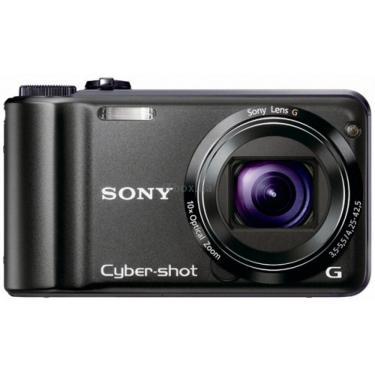 Цифровий фотоапарат Cyber-shot DSC-H55 SONY (DSC-H55B) - фото 1