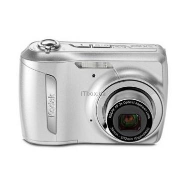 Цифровой фотоаппарат C142 silver Kodak (1211986) - фото 1