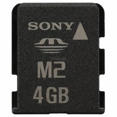 Карта пам'яті 4Gb MS M2 Sony (MSA4GN2) - фото 1