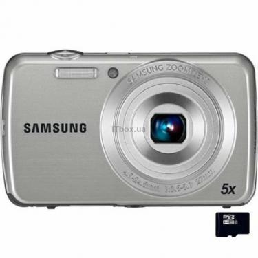 Цифровой фотоаппарат PL20 silver Samsung (EC-PL20ZZBPSRU) - фото 1