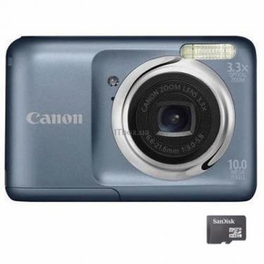 Цифровий фотоапарат PowerShot A800 grey Canon (5029B017/5029B023) - фото 1