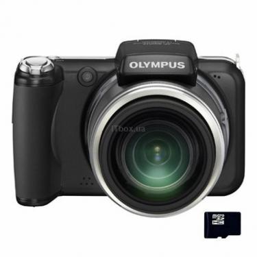 Цифровой фотоаппарат Olympus SP-800UZ classic black Фото