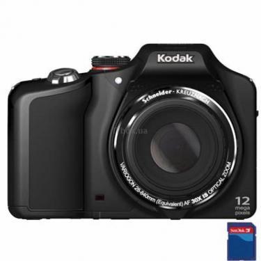 Цифровий фотоапарат Z990 black Kodak (1848704) - фото 1