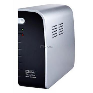Пристрій безперебійного живлення PowerMust 1000 Offline Mustek (98-OCD-FR101) - фото 1