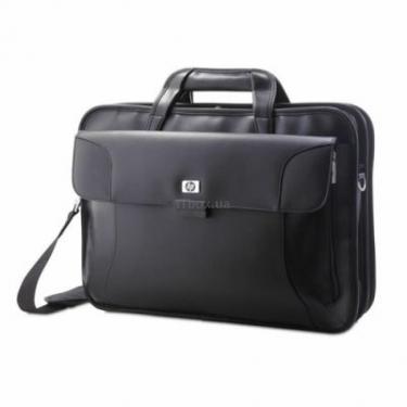 """Сумка для ноутбука HP 17"""" Executive Leather (RR316AA) - фото 1"""