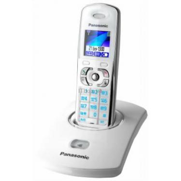 Телефон DECT PANASONIC KX-TG8301UAW - фото 1