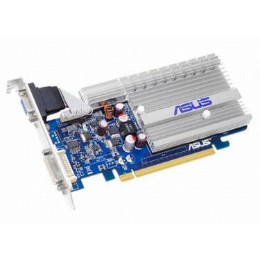 Видеокарта GeForce 8400GS 512Mb SILENT ASUS (EN8400GS SILENT/P/512M/A) - фото 1