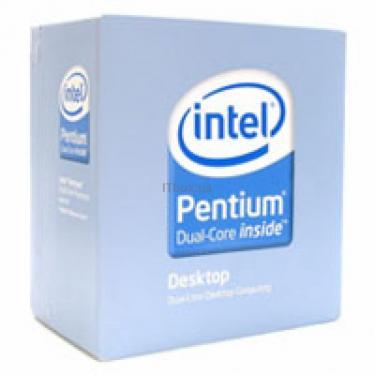 Процессор INTEL Pentium DC E6600 (BX80571E6600) - фото 1