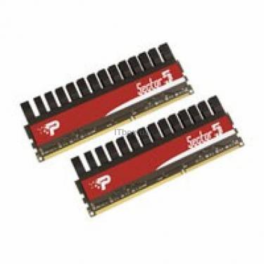 Модуль памяти для компьютера DDR3 4GB (2x2GB) 2400 MHz Patriot (PVV34G2400C9K) - фото 1