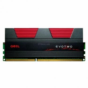Модуль пам'яті для комп'ютера DDR3 4GB (2x2GB) 2000 MHz GEIL (GET34GB2000C6DC) - фото 1