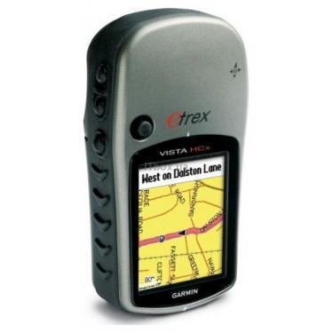 Автомобільний навігатор Garmin eTrex Vista HCx (010-00630-01) - фото 1