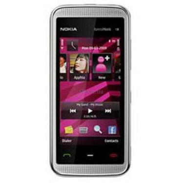 Мобільний телефон 5530 Illuvial Pink Nokia (002P5T5) - фото 1