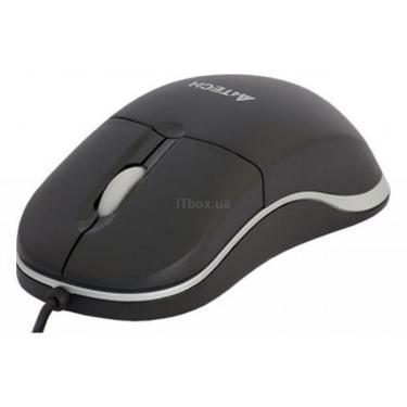 Мышка A4Tech OP-329 BLACK-USB Фото