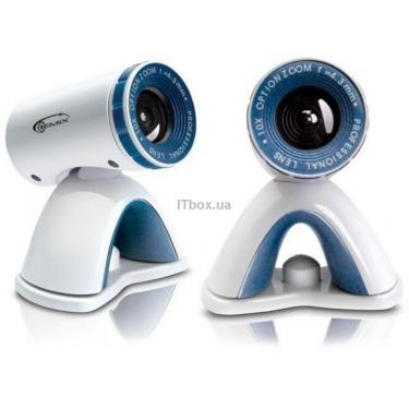 Веб-камера GEMIX Q5-V white - фото 1