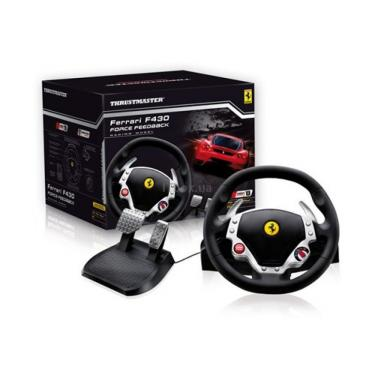 Руль ThrustMaster Ferrari F430 Force Feedback (2960710) - фото 1