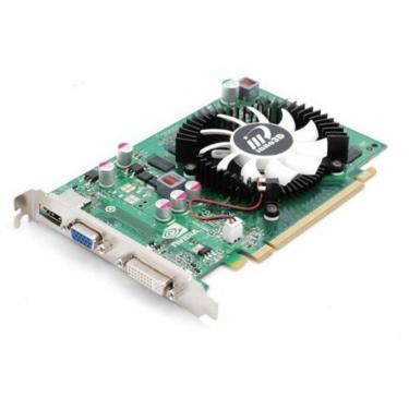 Відеокарта GeForce GT220 1024Mb Inno3D (N220-1DDV-D2CX) - фото 1