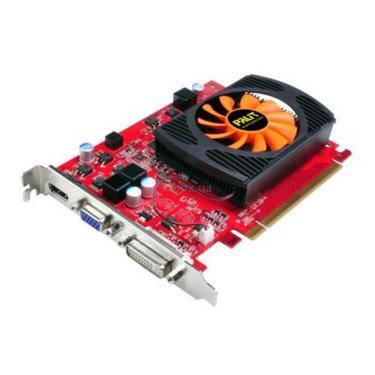 Видеокарта GeForce GT240 1024Mb GREEN Palit (NEAT240NFHD01) - фото 1
