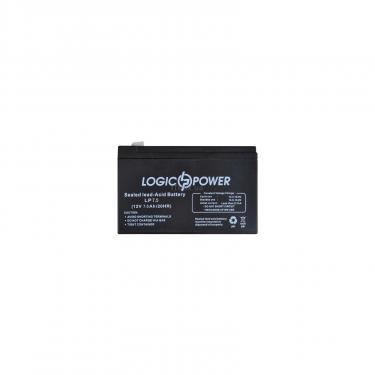 Батарея к ИБП 12В 7.5 Ач LogicPower (1074) - фото 1
