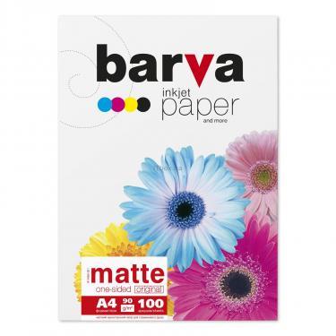 Бумага Barva A4 (IP-BAR-A090-001) - фото 1