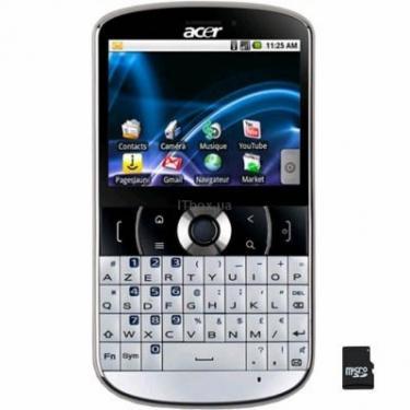 Мобильный телефон Acer beTouch E130 White (XP.H4PEN.015) - фото 1