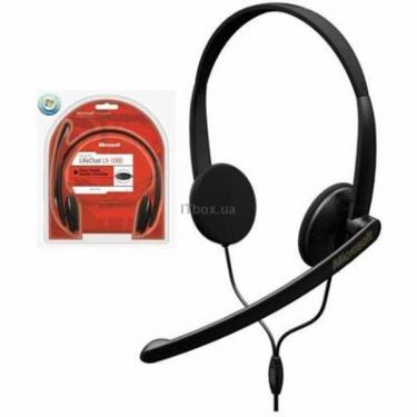 Наушники Microsoft LifeChat LX-1000 (JTD-00009) - фото 1