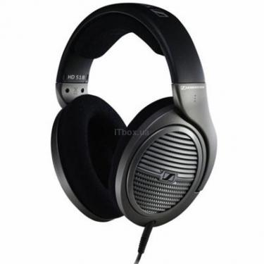 Навушники Sennheiser HD 518 - фото 1