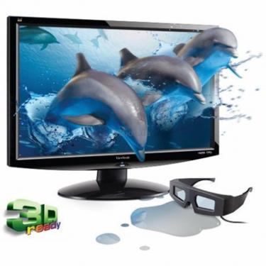 Монітор ViewSonic V3D241WM-LED 3D - фото 1