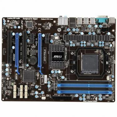 Материнська плата MSI 970A-G45 - фото 1