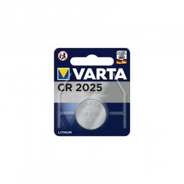 Батарейка Varta CR2025 Lithium (06025101401) - фото 1