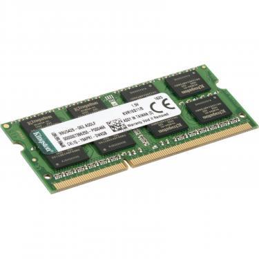 Модуль пам'яті для ноутбука SoDIMM DDR3 8GB 1600 MHz Kingston (KVR16S11/8) - фото 2