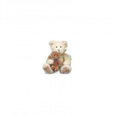 Мягкая игрушка Melissa&Doug Семейство мишек, мама с медвежонком Пуфом Фото