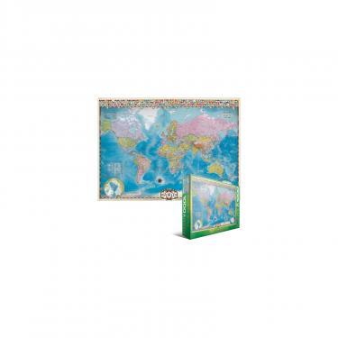 Пазл Eurographics Карта мира Фото