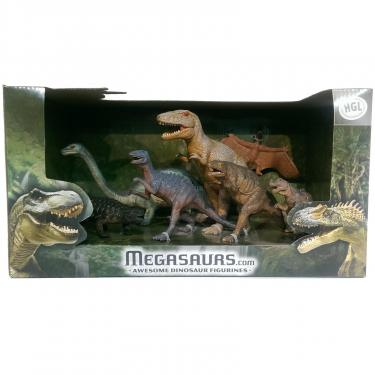 Игровой набор HGL Динозавры, серия А Фото