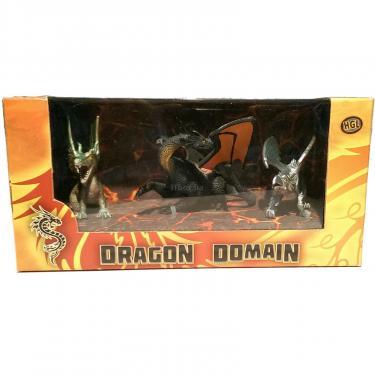 Игровой набор HGL Мир драконов Серия E Фото