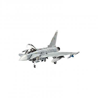 Сборная модель Revell Многоцелевой истребитель Eurofighter Typhoon 1:144 Фото 1