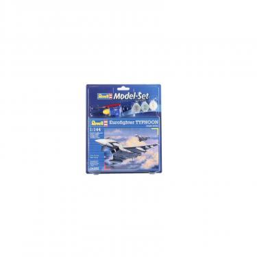 Сборная модель Revell Многоцелевой истребитель Eurofighter Typhoon 1:144 Фото