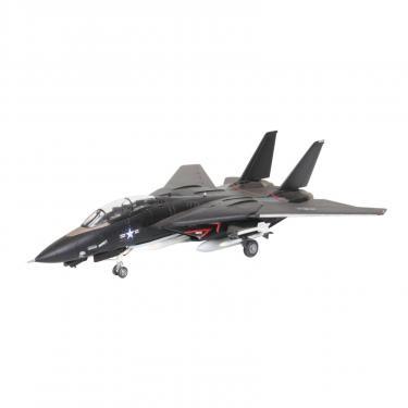 Сборная модель Revell Самолет F-14A Tomcat Black Bunny 1:144 Фото 1