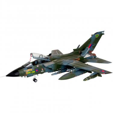 Сборная модель Revell Бомбардировщик Tornado GR.1 RAF 1:72 Фото 1