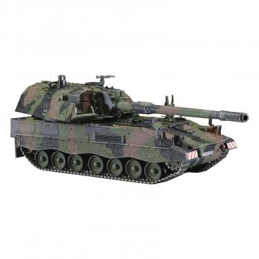 Сборная модель Revell Бронированая гаубица Panzerhaubitze PzH 2000 1:72 Фото 1