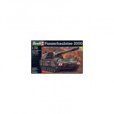 Сборная модель Revell Бронированая гаубица Panzerhaubitze PzH 2000 1:72 Фото