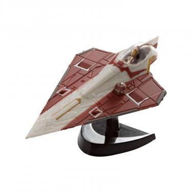Сборная модель Revell Звездные войны. Звездный истребитель Джедая 1:80 Фото 2