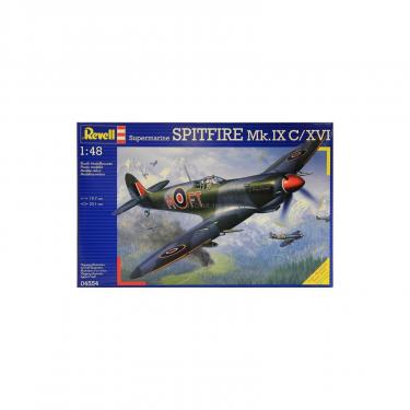 Сборная модель Revell Истребитель Spitfire Mk. IXC 1:48 Фото