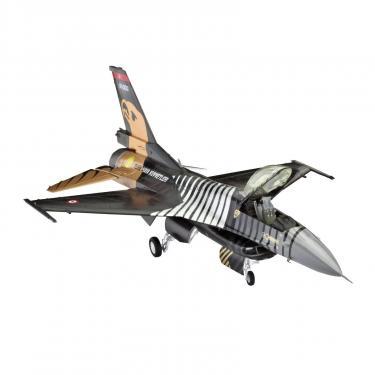 Сборная модель Revell Многоцелевой истребитель F-16 C SOLO TURK 1:72 Фото 1