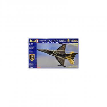 Сборная модель Revell Многоцелевой истребитель F-16 C SOLO TURK 1:72 Фото