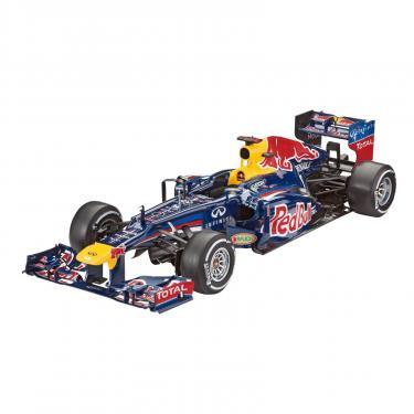 Сборная модель Revell Автомобиль Red Bull Racing RB8 (Vettel) 1:24 Фото 1