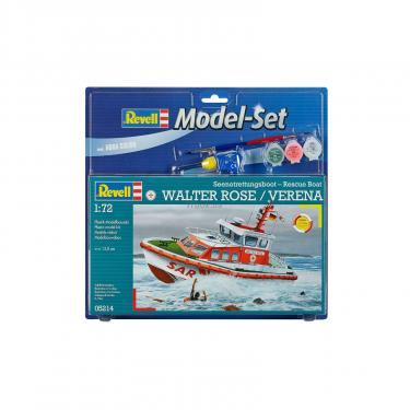 Сборная модель Revell Спасательный катер DGzRS WALTER ROSE/VERENA 1:72 Фото