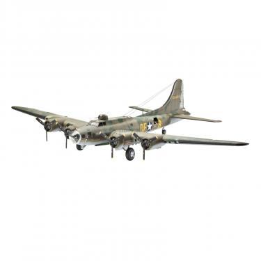 Сборная модель Revell Самолет B-17F Memphis Belle 1:72 Фото 1