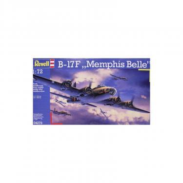 Сборная модель Revell Самолет B-17F Memphis Belle 1:72 Фото